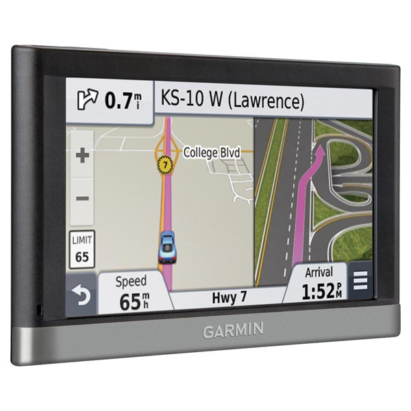 Garmin Nuvi Lt Gps Satnav North America Usa Canada Uk Europe Maps Bluetooth Thumbnail