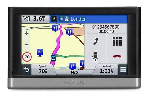 Garmin Nuvi 2577LT GPS SATNAV North America USA Canada UK Europe Maps Bluetooth Thumbnail 5