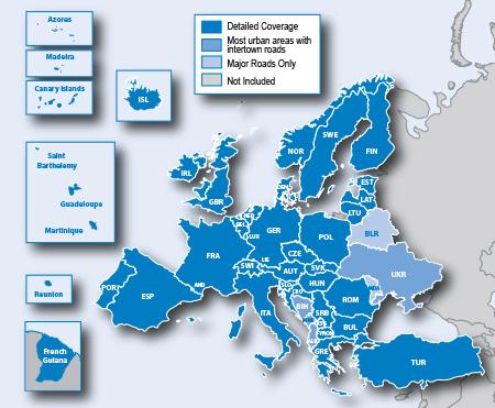 Garmin Nuvi 2577LT GPS SATNAV North America USA Canada UK Europe Maps Bluetooth Thumbnail 6