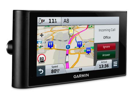"Garmin DezlCam LMT-D 6""Truck GPS SatNav HGV Dash Cam Lifetime UK EU Maps Traffic Thumbnail 4"