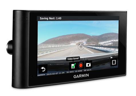 "Garmin DezlCam LMT-D 6""Truck GPS SatNav HGV Dash Cam Lifetime UK EU Maps Traffic Thumbnail 5"