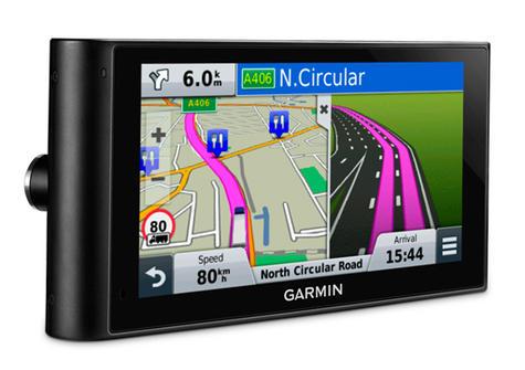 "Garmin DezlCam LMT-D 6""Truck GPS SatNav HGV Dash Cam Lifetime UK EU Maps Traffic Thumbnail 8"