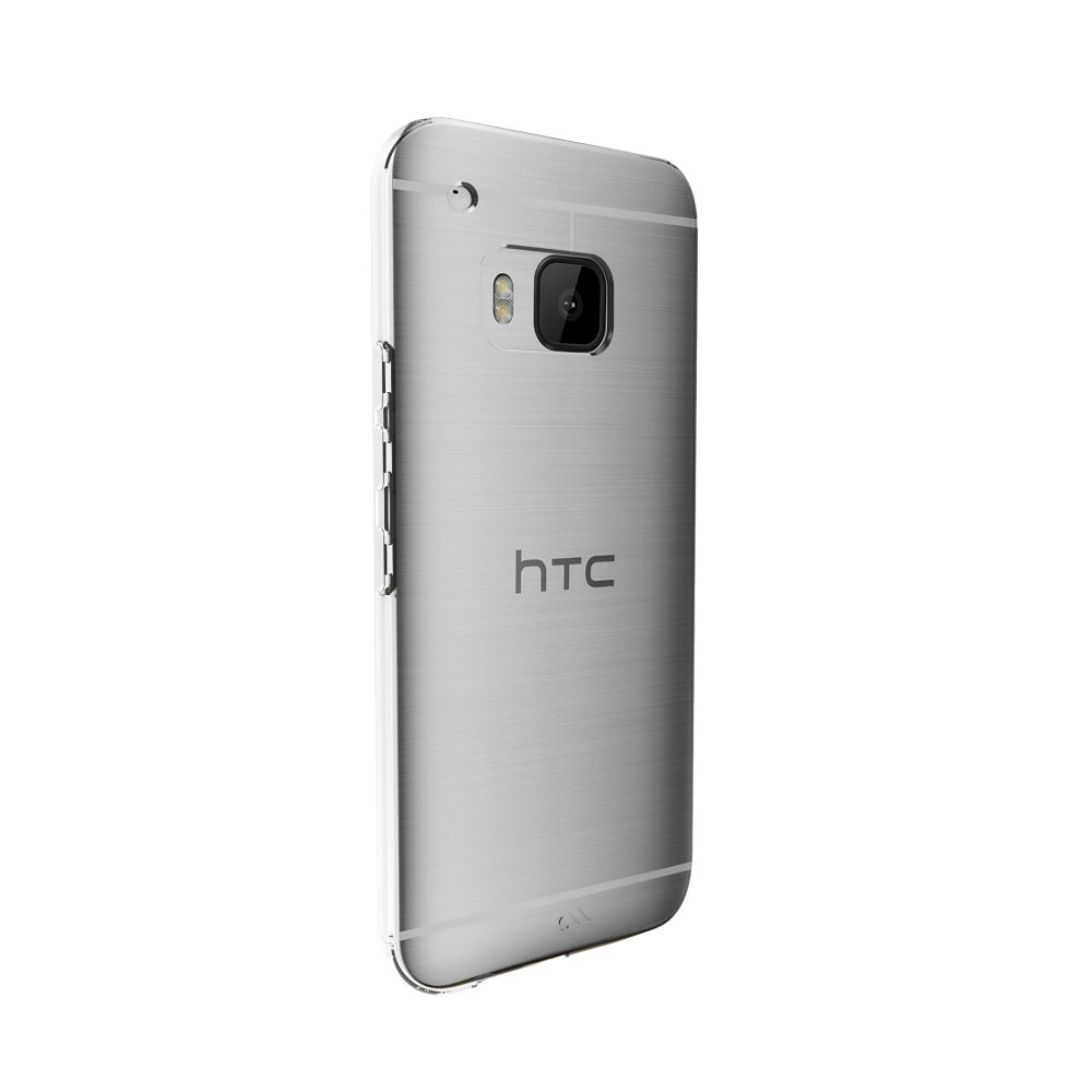 Case-Mate Barely There Protective Case Cover for HTC One M9 in Clear CM032371