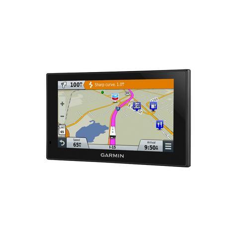 NEW Garmin Camper 660LMT-D Motorhome Caravan GPS SATNAV Lifetime Maps & Traffic Thumbnail 4