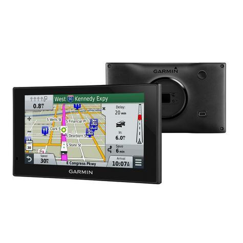 NEW Garmin Camper 660LMT-D Motorhome Caravan GPS SATNAV Lifetime Maps & Traffic Thumbnail 8