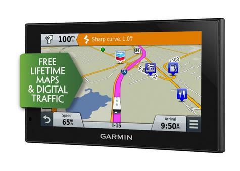Garmin Camper 660LMT-D Motorhome GPS SATNAV + BC30 Reversing Camera Bundle Kit Thumbnail 3