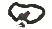 Oxford Hercules Bicycle Cycle Chain Lock with Quick Release Jubilee Clip Bracket