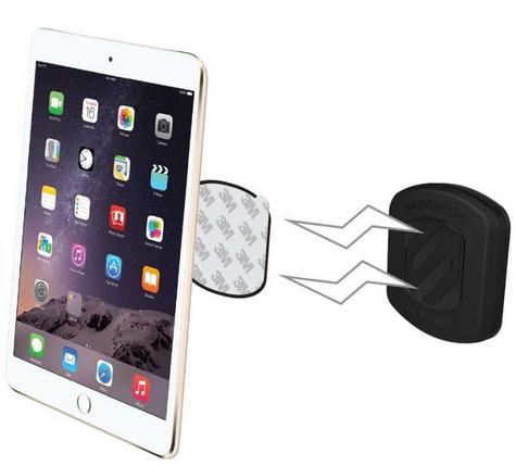 SCOSCHE XL Surface Magnetic Conveniently Mounting Syatem for Smartphones Tablets Thumbnail 6