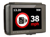 NEW Snooper DVR-4HD Car Dash Cam Witness Camera & GPS Police Speed Cam Detector