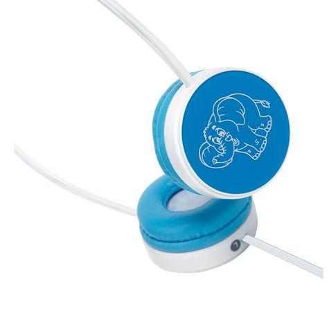 Groov-e Kids Children's Toy Playtime Noise Limited Blue Over Ear Earphones Thumbnail 3