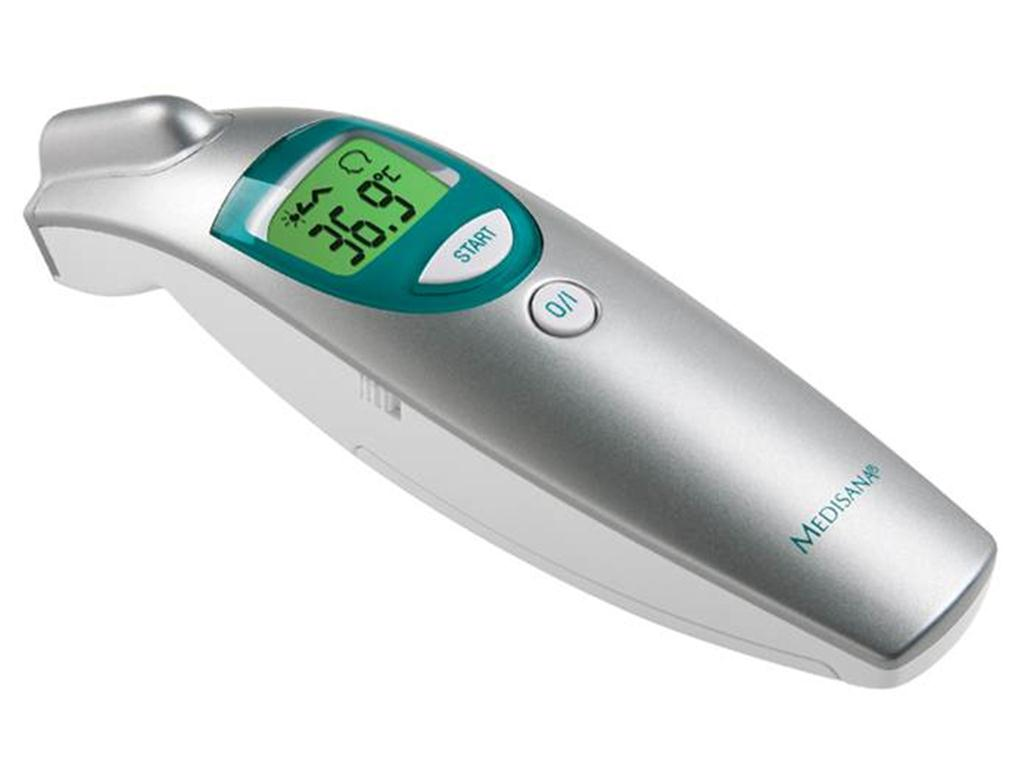 Medisana Baby Kids Infrared Thermometer Contactless Temperature Auto Diagnosis