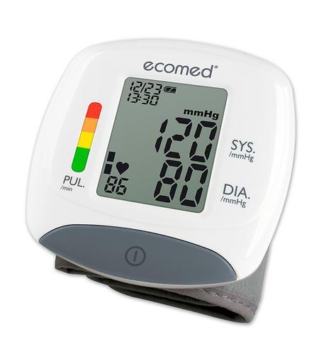 Medisana Health Care Accurate Ecomed Wrist Blood Pressure Digital Monitor E23212 Thumbnail 2