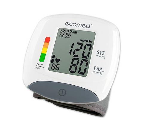Medisana Health Care Accurate Ecomed Wrist Blood Pressure Digital Monitor E23212 Thumbnail 1