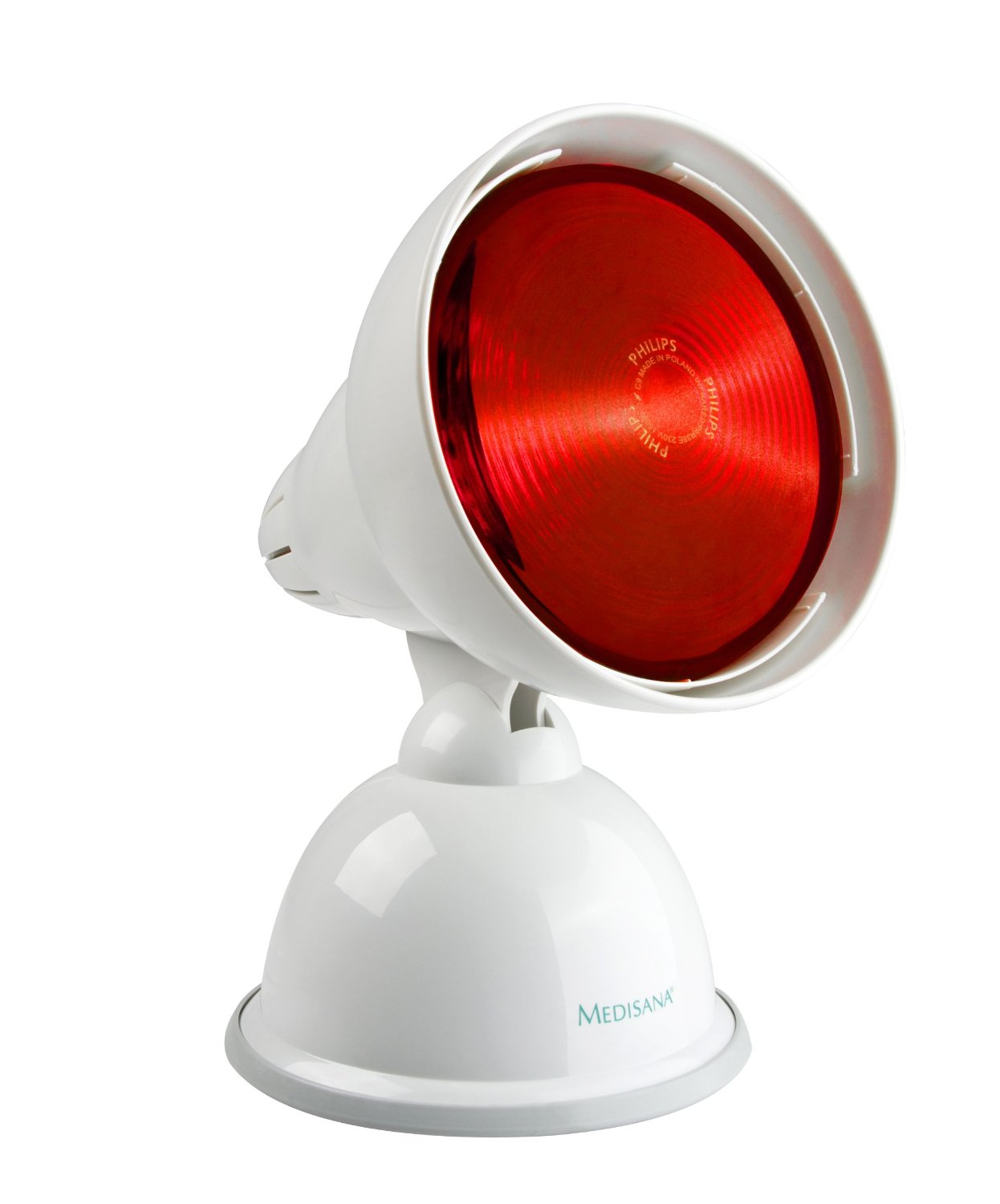 Medisana Pain Relief Muscle Aches & Common Colds IRL Infra red Lamp White 150 W