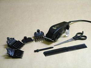 Wahl Nation 100 Series 10-Piece Hair Cutting/Shaving/Grooming/Styling Kit Thumbnail 3