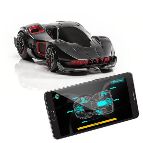 WowWee REV Robotic Smartphone App Controlled AI Battle & Race 2 Car Pack R.E.V Thumbnail 3