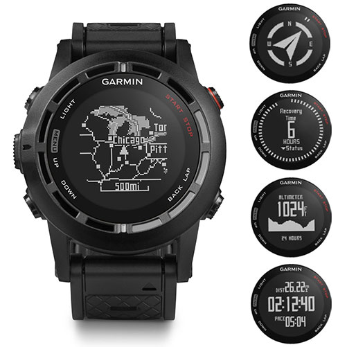 Garmin Fenix 2 GPS Skiing Outdoor Fitness Multi Training ...