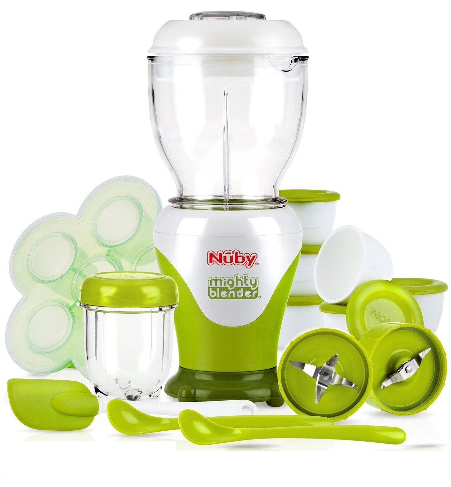 Nuby Baby Garden Fresh Steamer Basket Amp Blender Food
