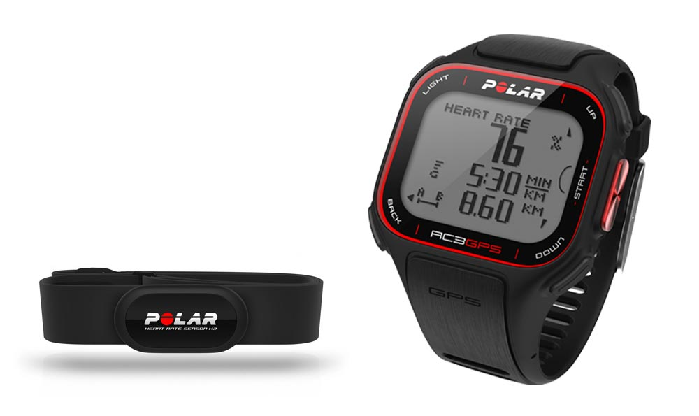 polar rc3 gps speed distance hrm rate fitness