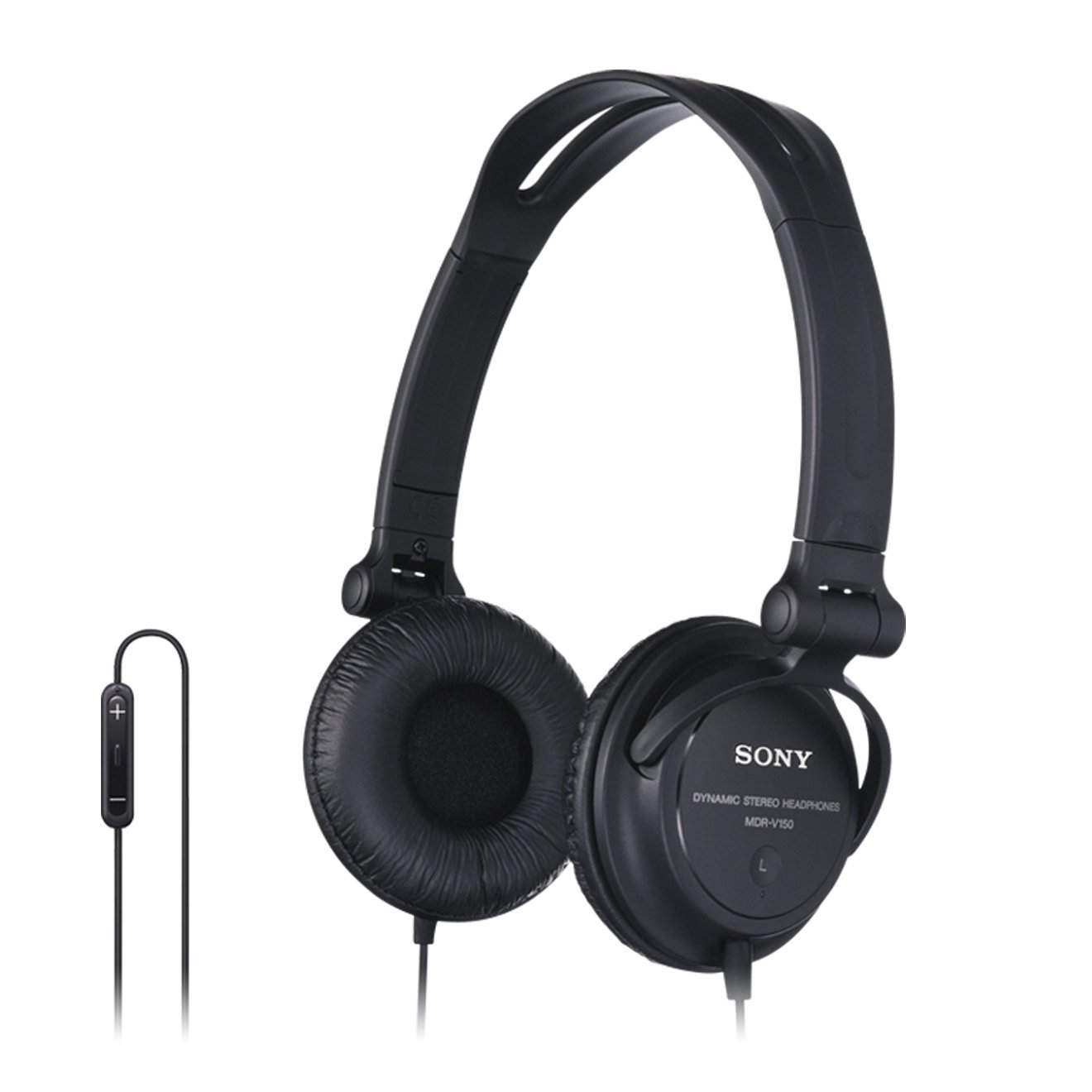 new sony mdr v150ip dj headphones with mic remote control for ipod iphone ipad ebay. Black Bedroom Furniture Sets. Home Design Ideas