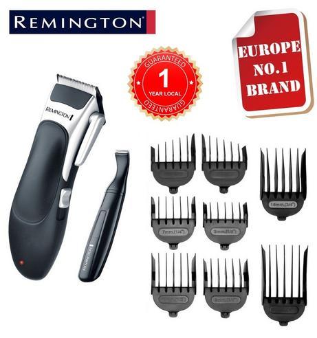 Remington Gent's Cordless Stylist Hair 25 Piece Clipper Shaver Kit Set HC366 Thumbnail 5