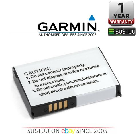 Garmin Lithium Ion Rechargeable Battery Pack Zumo 660 220 Nuvi 550 010-11143-00 Thumbnail 1