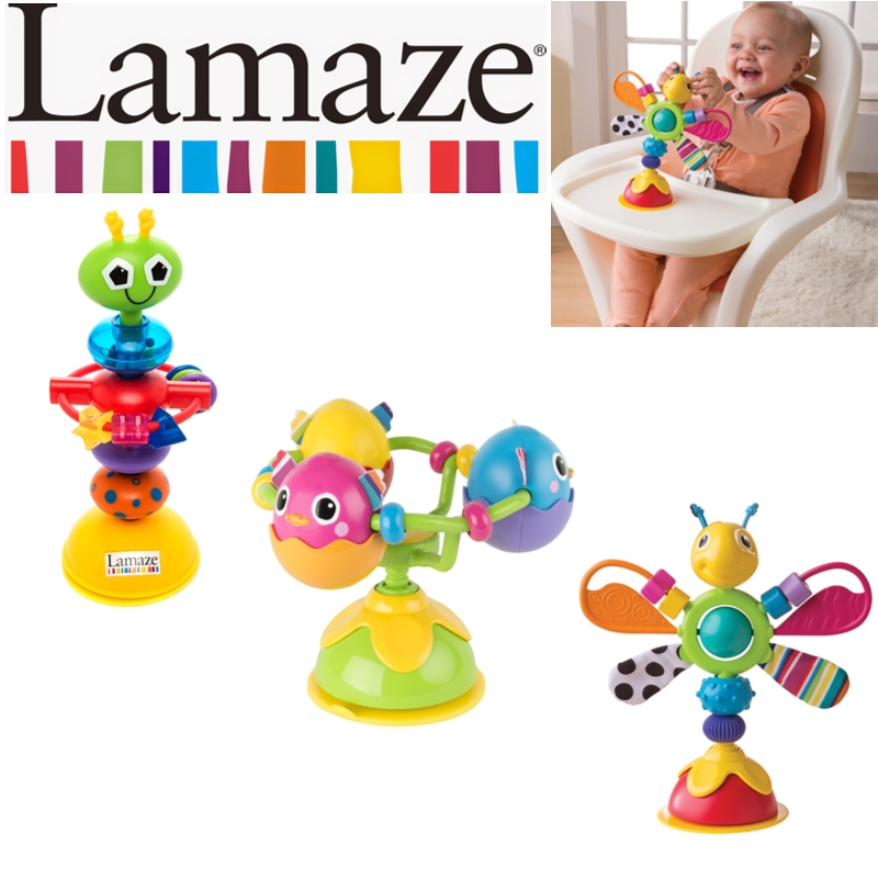 lamaze baby biegsamer hochstuhl s ugling spa learning. Black Bedroom Furniture Sets. Home Design Ideas