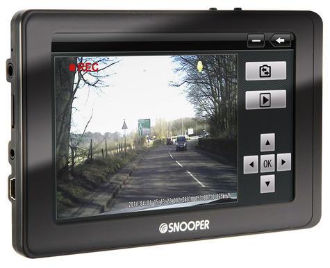 Snooper Truckmate Pro SC5800 EU -Truck GPS SatNav & HD Dash Cam Full Uk/ROI & EU Thumbnail 2
