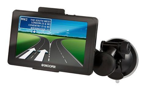 Snooper Truckmate Pro SC5800 EU -Truck GPS SatNav & HD Dash Cam Full Uk/ROI & EU Thumbnail 6