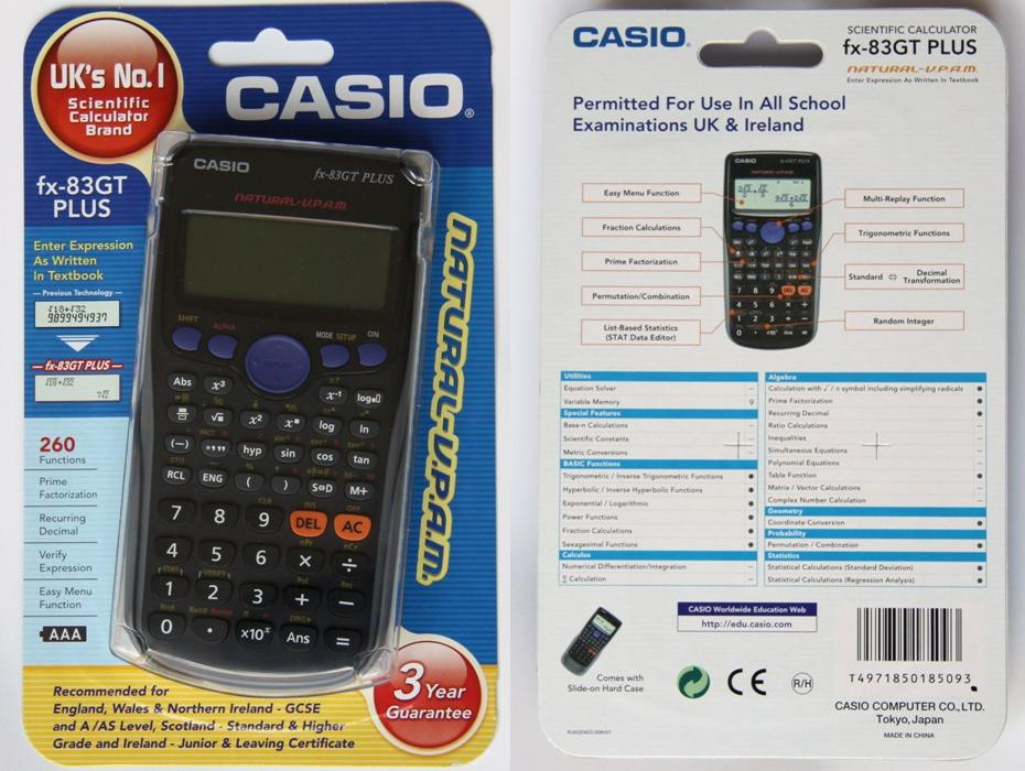 how to use trigonometry on scientific calculator