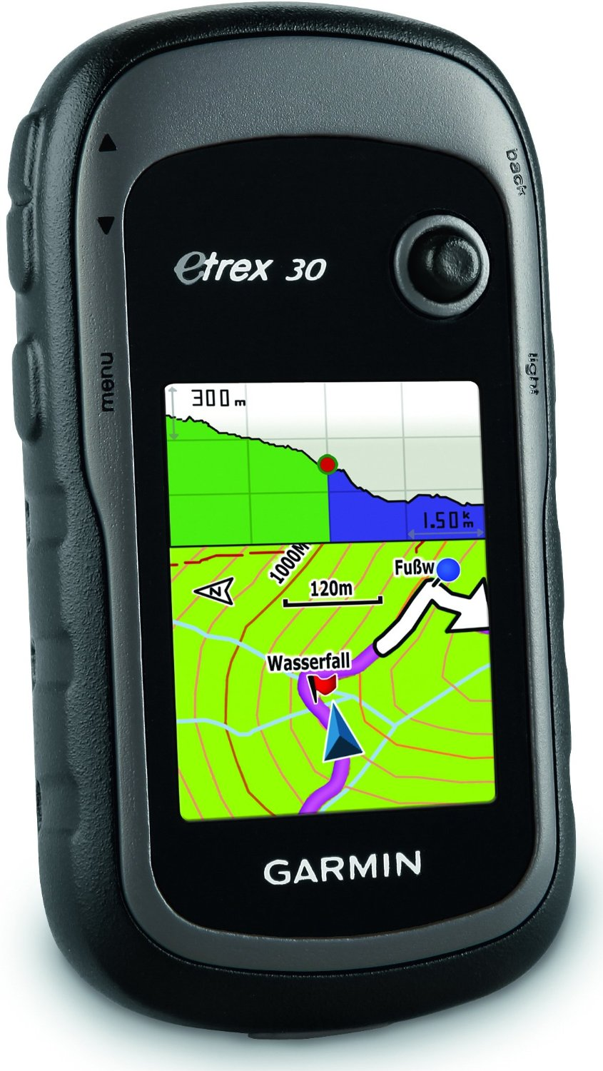 Garmin Etrex 30 GPS Receiver Outdoor Handheld Mapping Unit + Worldwide Basemap | Sustuu