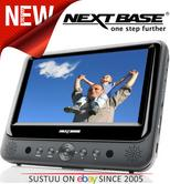 NEW Nextbase SDV49A Portable 9'' Tablet DVD Player With Car Kit/USB/SD Inputs
