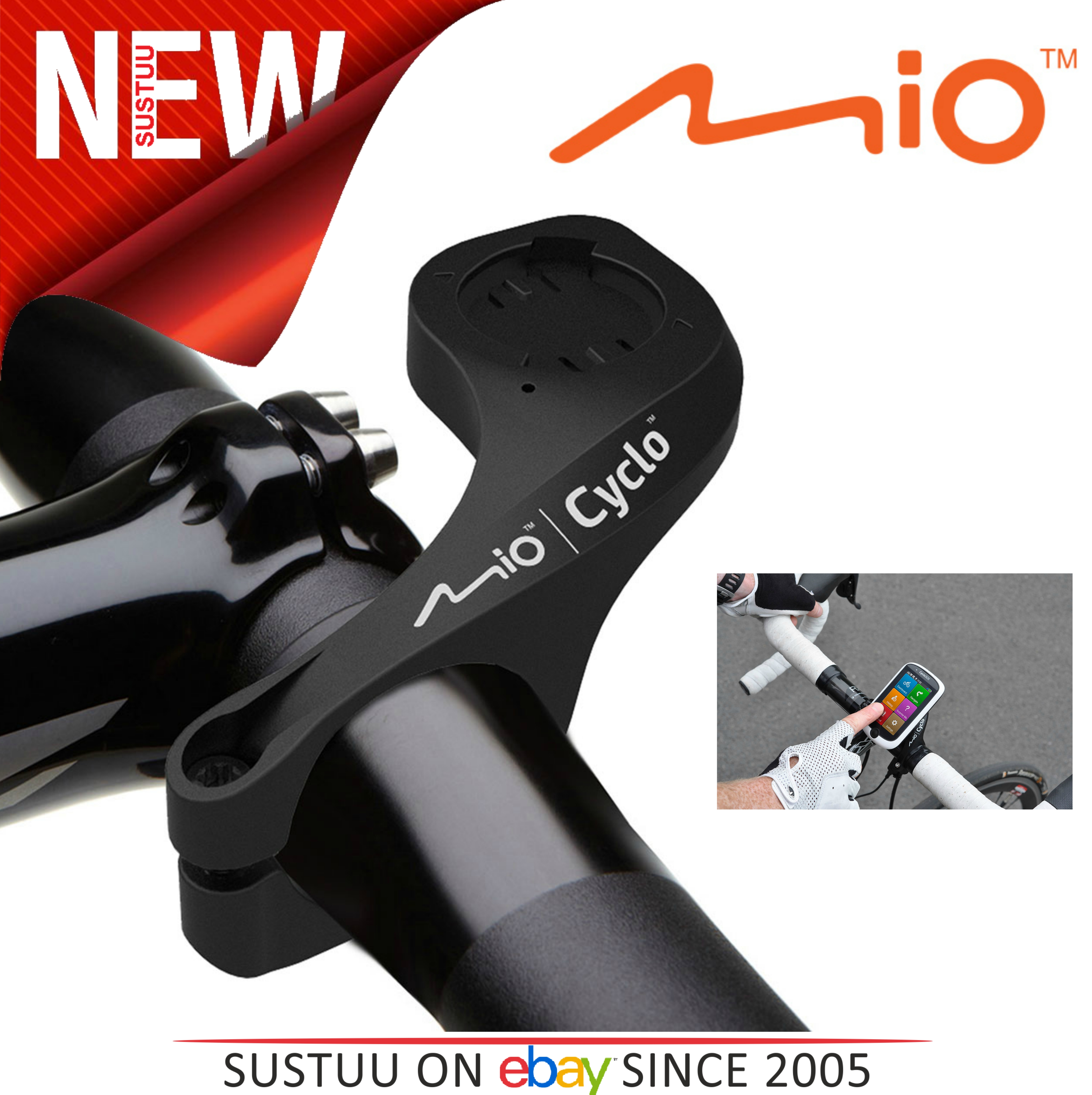 Mio Cyclo Front Bike Mount for Cyclo 100 300 305 310 315 500 505
