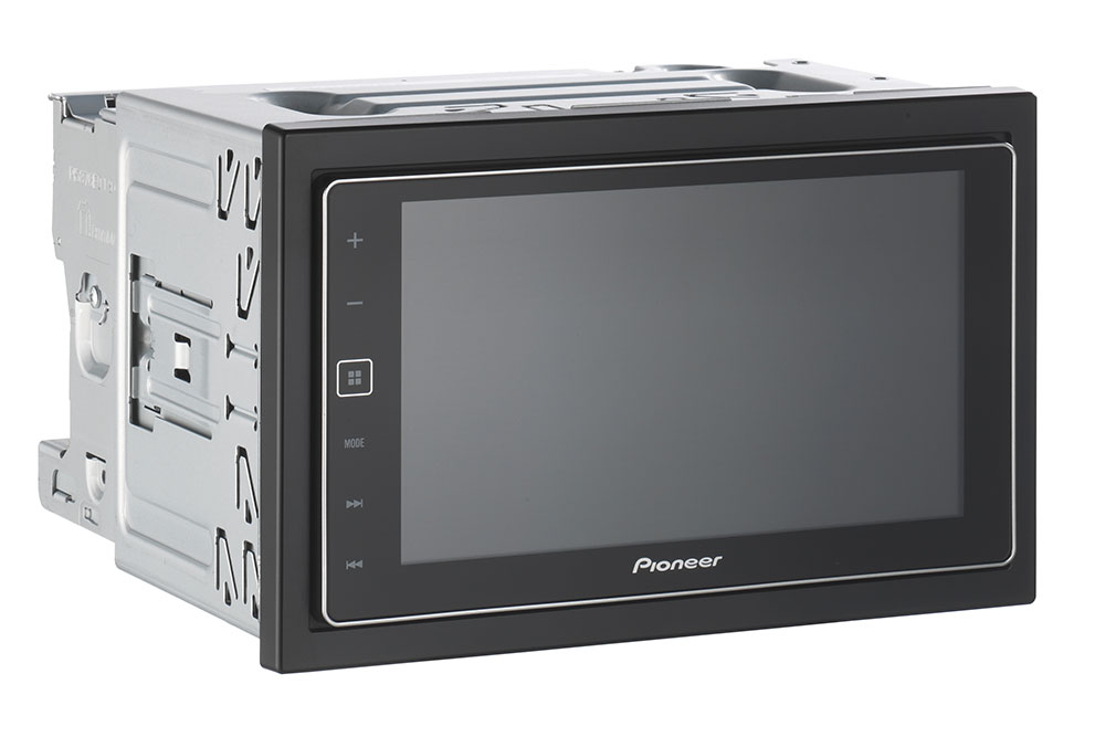 pioneer sph da120 7 car stereo 2 din usb aux bluetooth. Black Bedroom Furniture Sets. Home Design Ideas