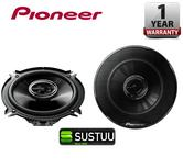"Pioneer TS-G1033i 3-Way Coaxial Car Door Speakers  [4""Inch 10cm 30W-210W Pair]"