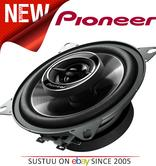 """New Pioneer 2-Way Coaxial Car Door Speakers?IMPP Cone?4""""10cm?200 Watt?TS-G1032i"""