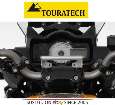 TouraTech  Lockable GPS Adaptor Mount For KAWASAKI VERSYS 650 - 4085410 Thumbnail 1