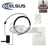 Celsus Car Antena  High Performance Glass Mount DAB Built in Amplifier AN3012