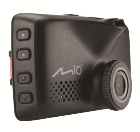 "MIO MIVUE 698 Dual?2.7"" DVR?SuperHD Front-Rear Dash Camera?GPS?Accident Recorder Thumbnail 5"