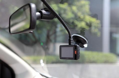 "MIO MIVUE 698 Dual?2.7"" DVR?SuperHD Front-Rear Dash Camera?GPS?Accident Recorder Thumbnail 8"