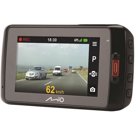 "MIO MIVUE 698 Dual 2.7"" DVR Front & Rear 1080p HD GPS DashCam Accident Recorder Thumbnail 4"