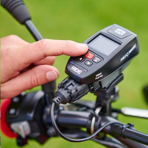 "Nextbase Ride Motorcycle 1.5"" Bike Cam Video Camera GPS HD 1080P IPx6 Waterproof Thumbnail 6"