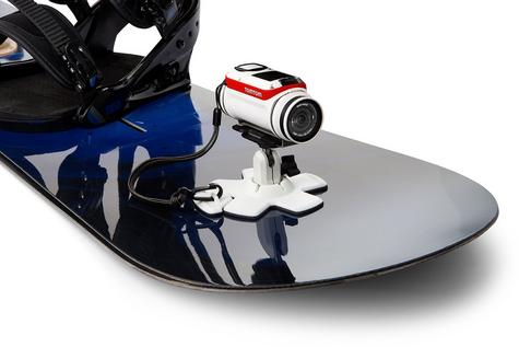 Official TomTom Board Mount for Bnadit Sport Action Camera Camcorder 9LBM.001.14 Thumbnail 4