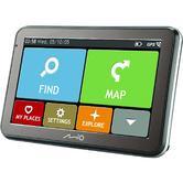 "NEW Mio Spirit 7550LM GPS Sat Nav IQ Routes 5"" UK & Europe Lifetime Map Updates"