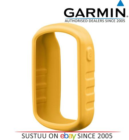 GENUINE Garmin 010-12178-05 Removable Silicone Case Yellow For eTrex Touch 25/35 Thumbnail 1