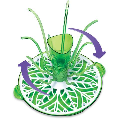 Munchkin Sprout Baby Fomula Bottle & Accessories Drying Cleaning Rack Organiser Thumbnail 3