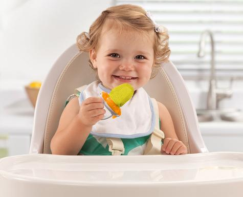 Munchkin Safe Easy Deluxe Baby Fresh Food Travel Feeder With Cap BPA Free +6m Thumbnail 8