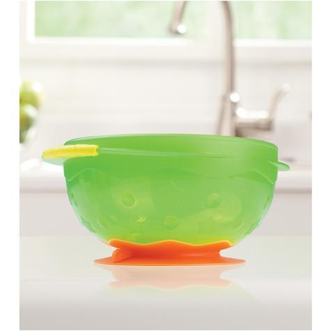 Munchkin Baby Feeding Weaning Non-Spill Stay Put Suction Toddler Bowl Set +6m Thumbnail 5