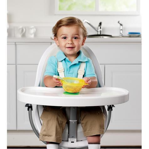Munchkin Baby Feeding Weaning Non-Spill Stay Put Suction Toddler Bowl Set +6m Thumbnail 7