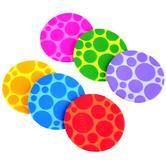 Munchkin Toddler  Colourful Grippy Heat Senses Suction Dots Bathtime Kids Fun
